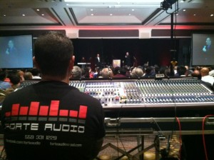 The Forte Audio Crew