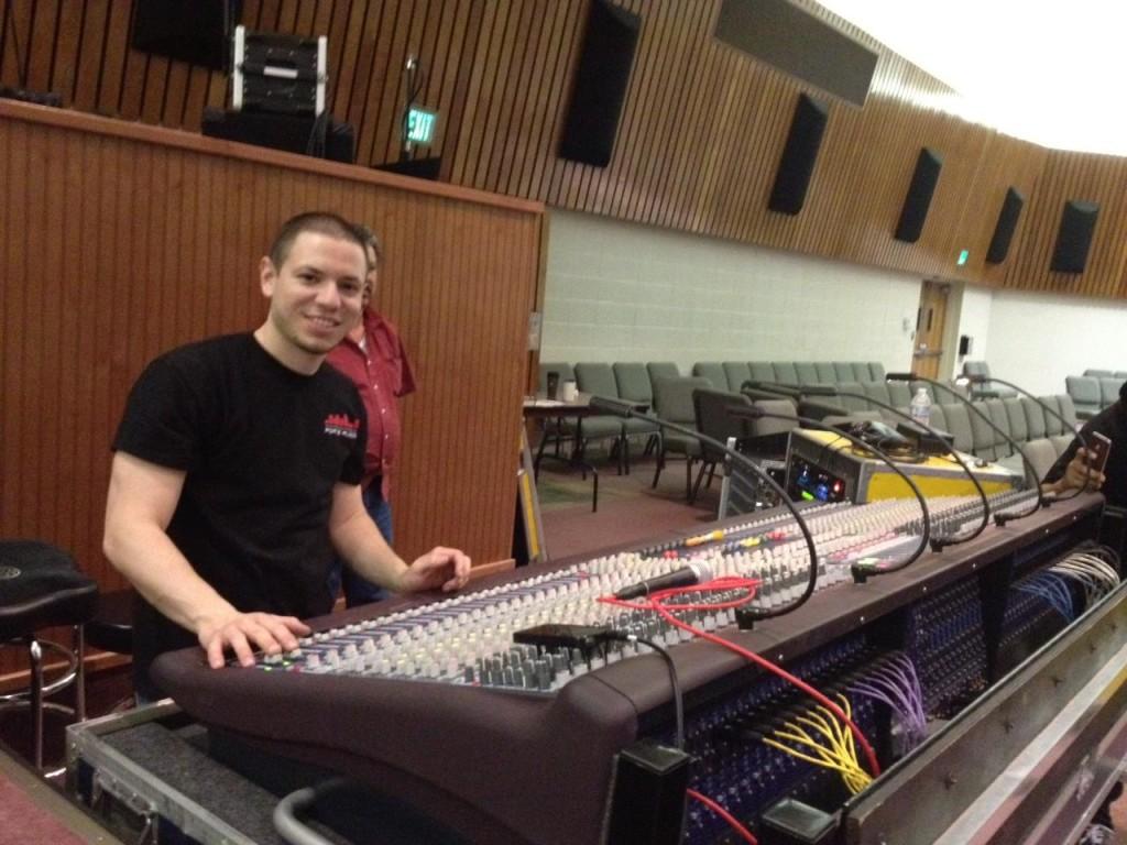 The Forte Audio Crew